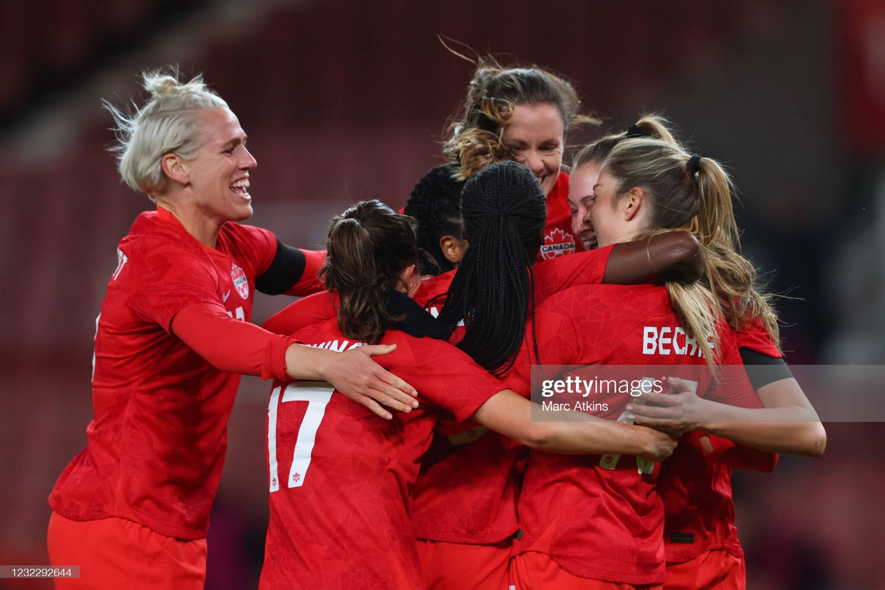 England 0-2 Canada: Defensive errors costs England as they suffer back-to-back defeats