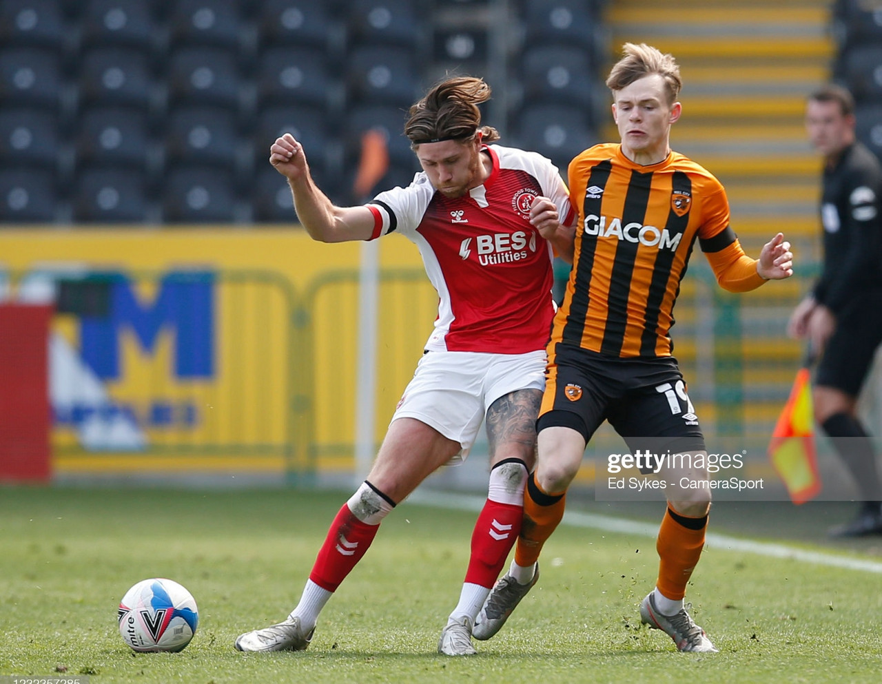 Hull City 2-1 Fleetwood Town: Tigers come from behind to open up three point lead