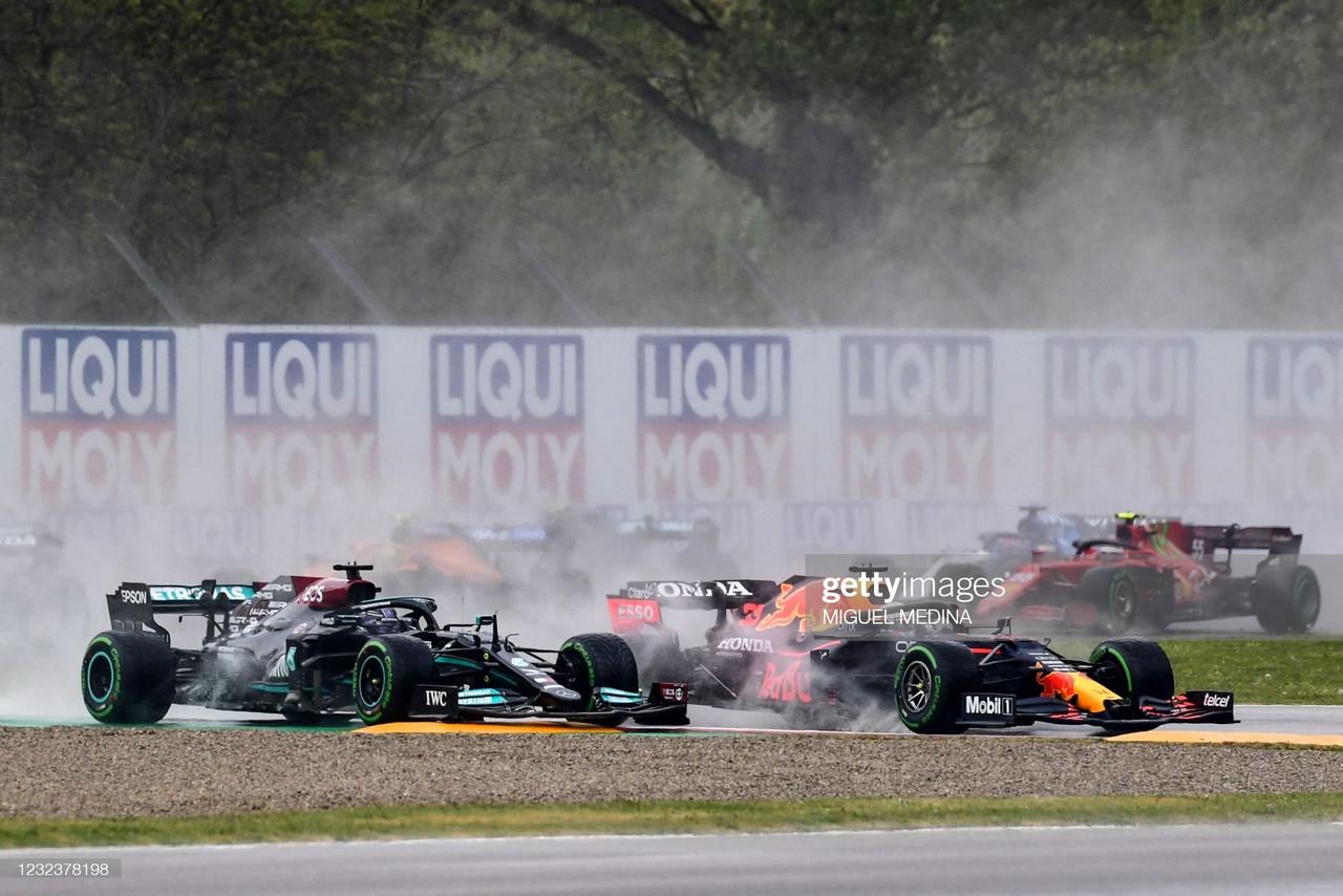 2021 Emilia Romagna GP: Driver Ratings
