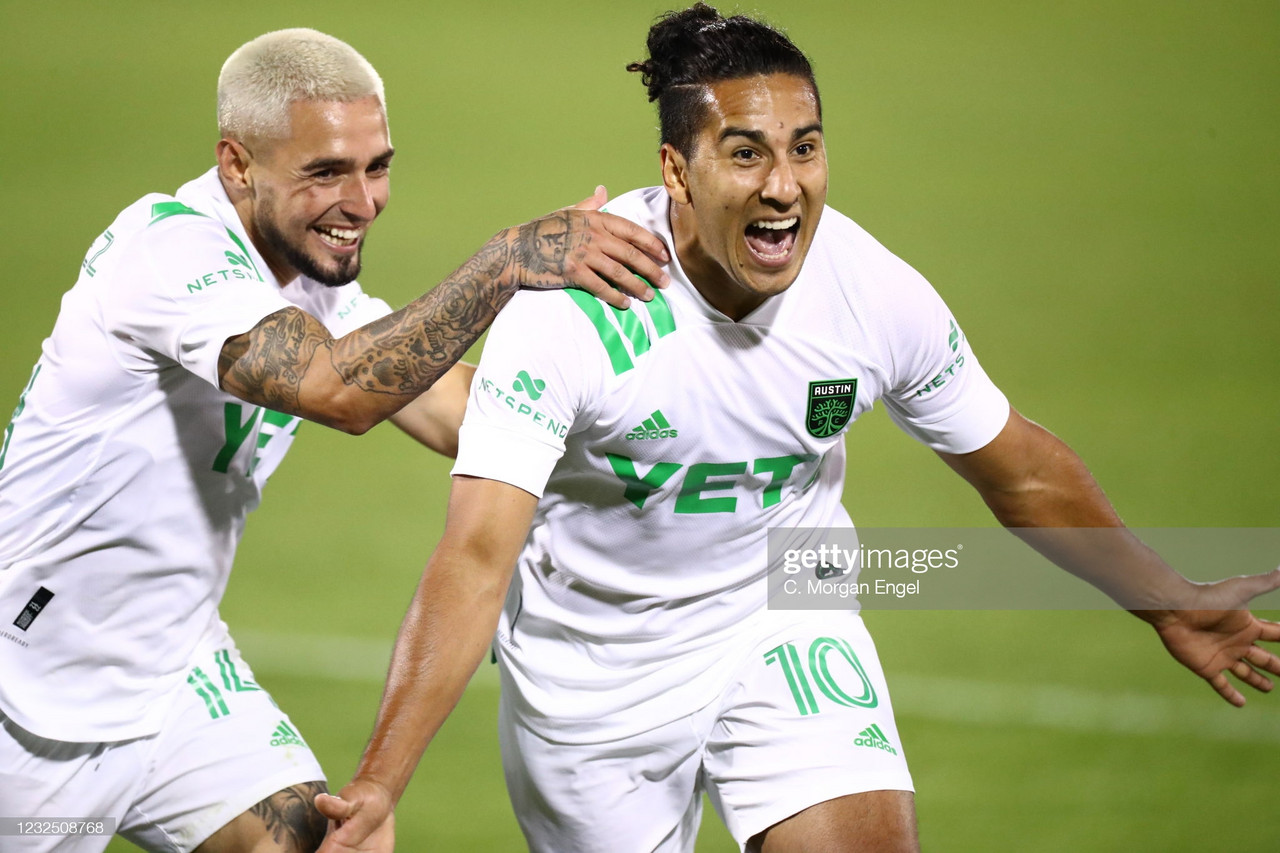 Colorado 1-3 Austin FC: Los Verdes earn first win in franchise history