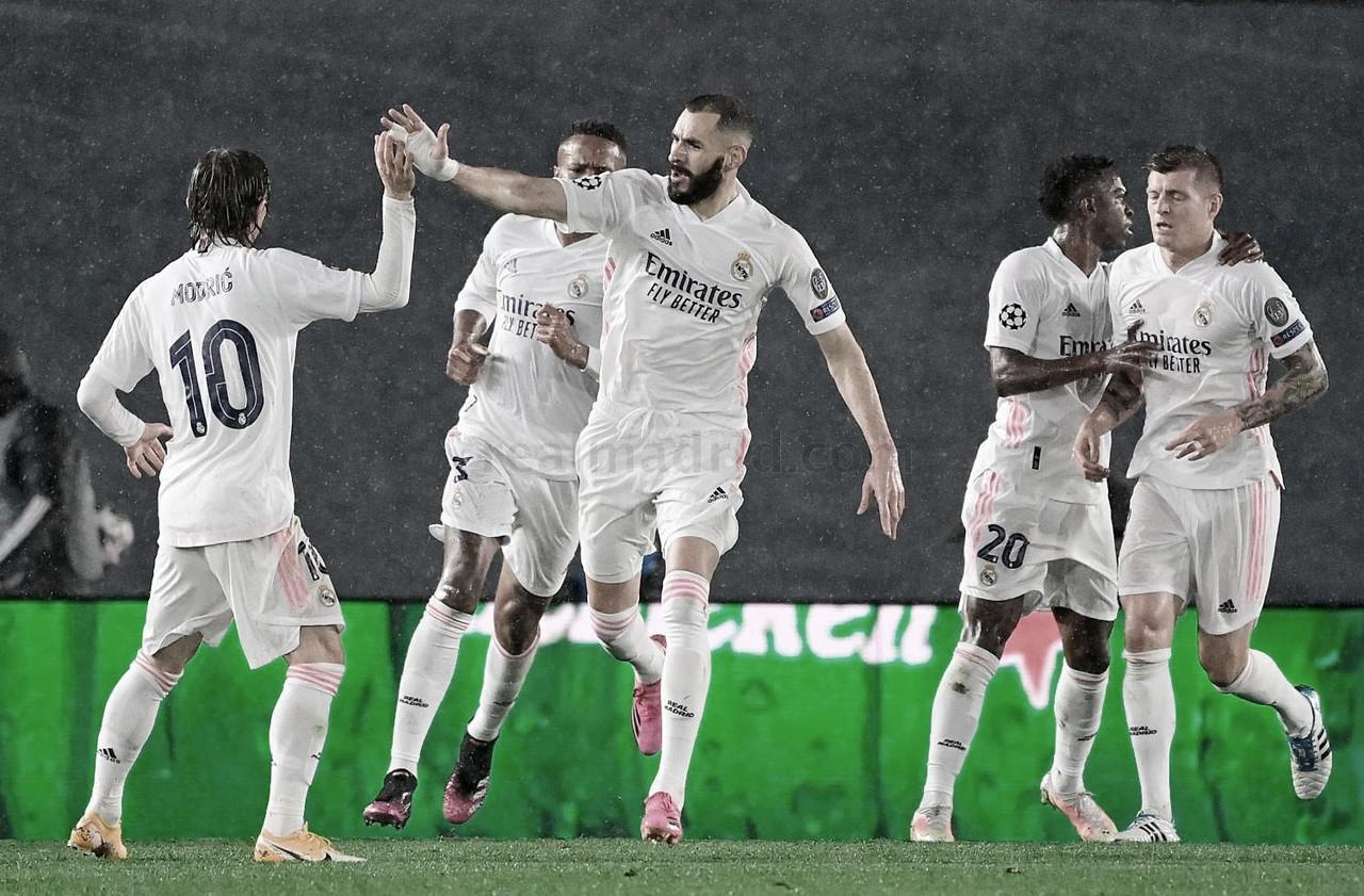 Real Madrid – Chelsea FC: puntuaciones del Real Madrid, ida semifinales UEFA Champions League