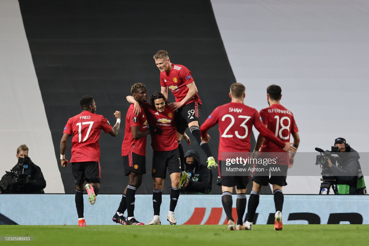 Manchester United's ever-growing mentality