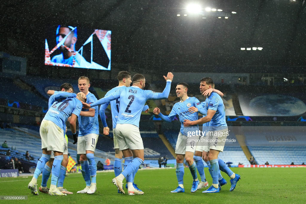Manchester City 2-0 PSG: City come of age in Europe and reach UCL final