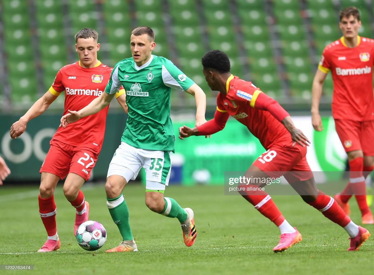Werder Bremen 0-0 Bayer Leverkusen: Honors even at the Wohninvest Weserstadion