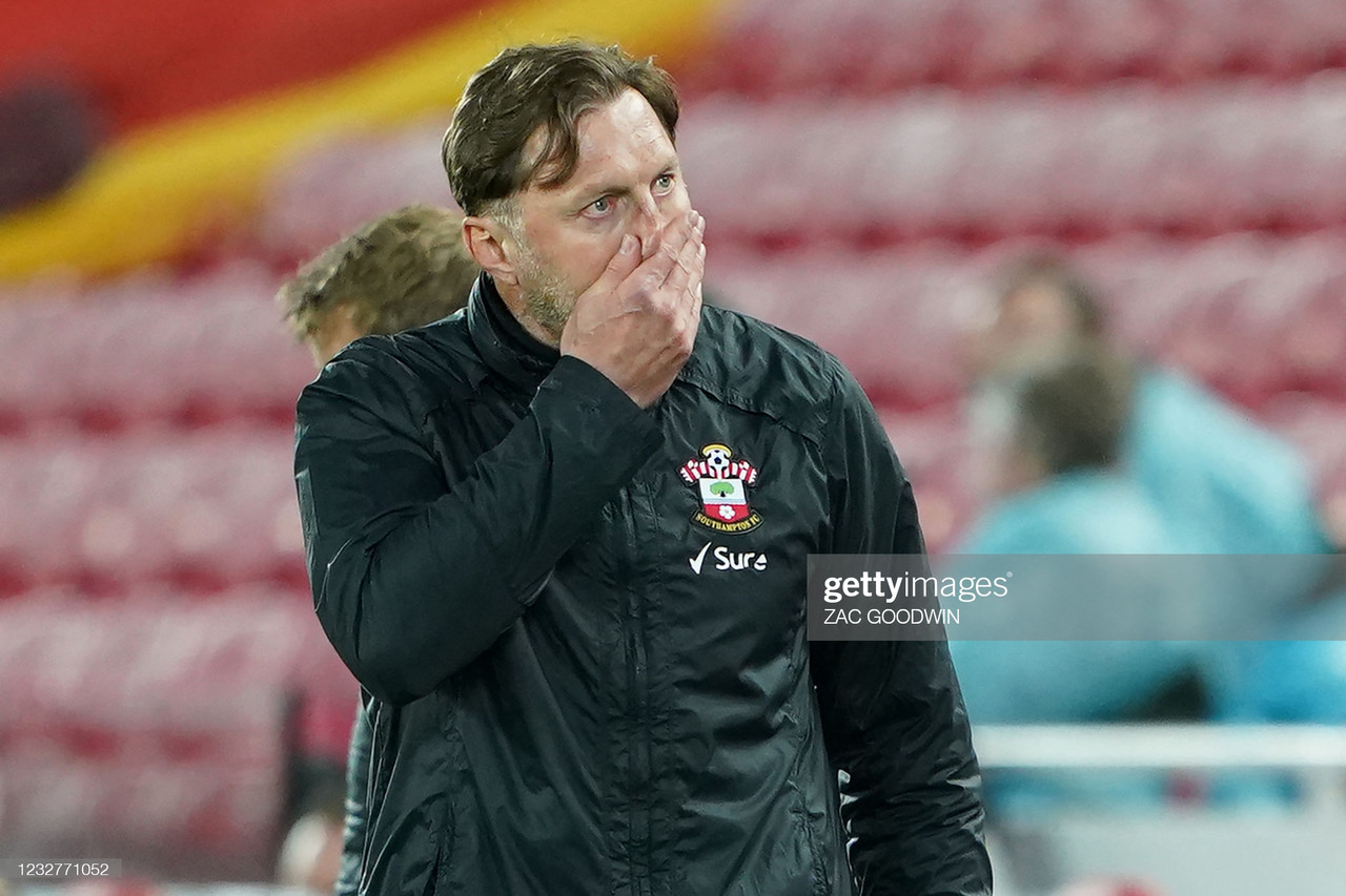 Hasenhuttl has his say on 'intense' end to campaign