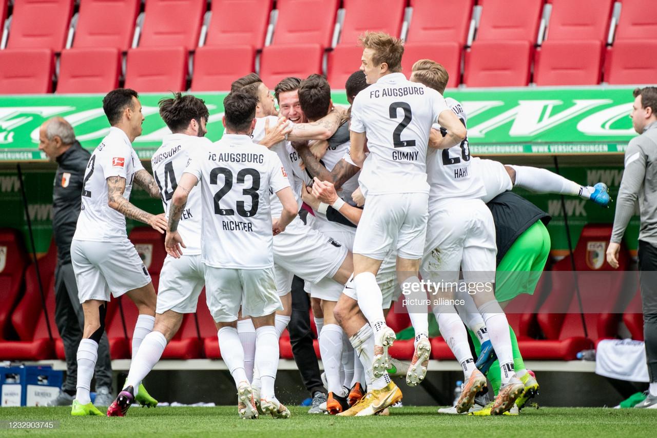 Augsburg 2-0 Werder Bremen: Augsburg secure Bundesliga safety