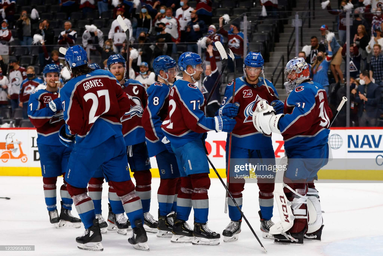 2021 Stanley Cup playoffs: Mackinnon, Avalanche dominate Blues in Game 1
