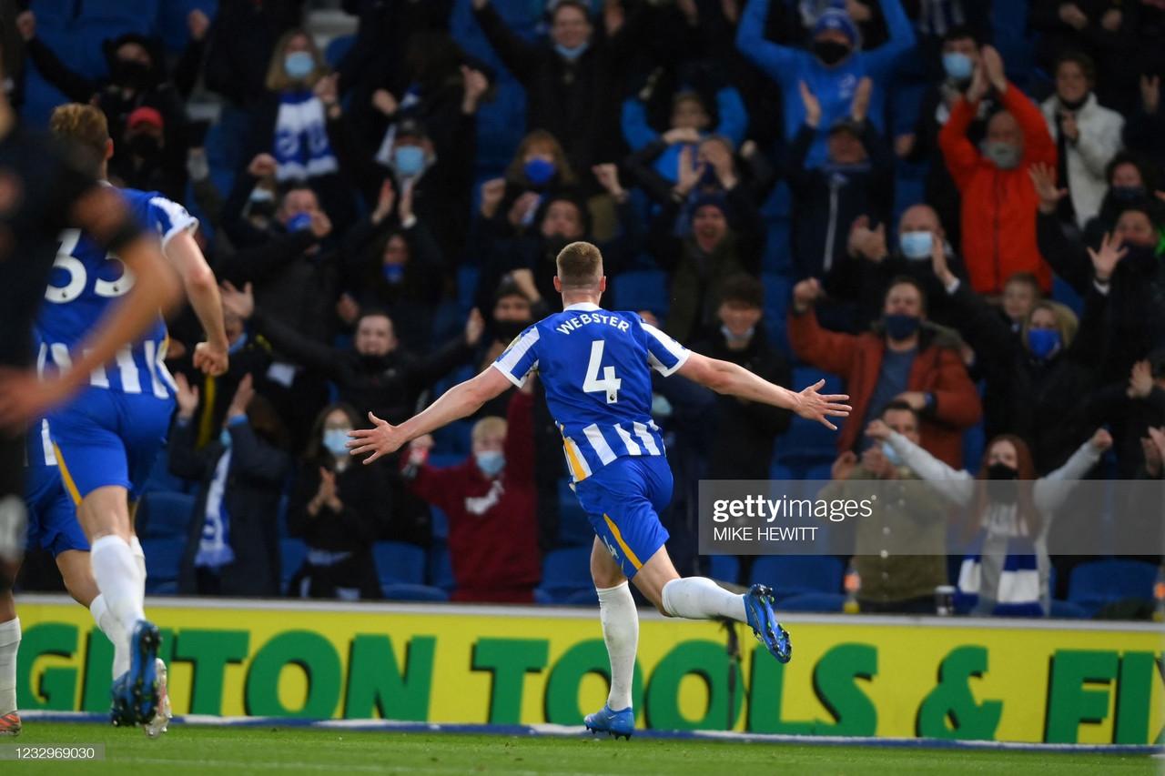 Brighton & Hove Albion 3-2 Manchester City: Amazing Seagulls fightback stuns Champions