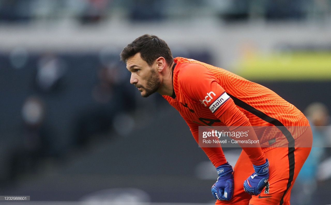 Can Spurs afford to let Hugo Lloris leave this summer?