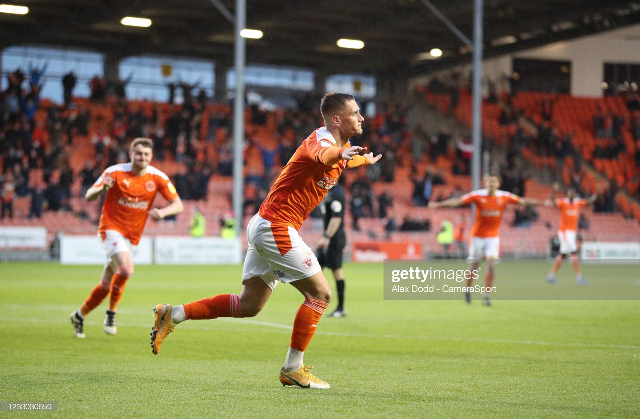 Blackpool 3-3 Oxford United: A game that encapsulated what football is about ends with Wembley beckoning the Seasiders