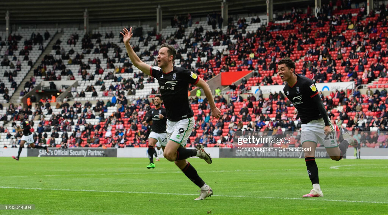 Sunderland 2-1 Lincoln City (2-3 on aggregate): Hopper header ensures Imps progress to League One play-off final