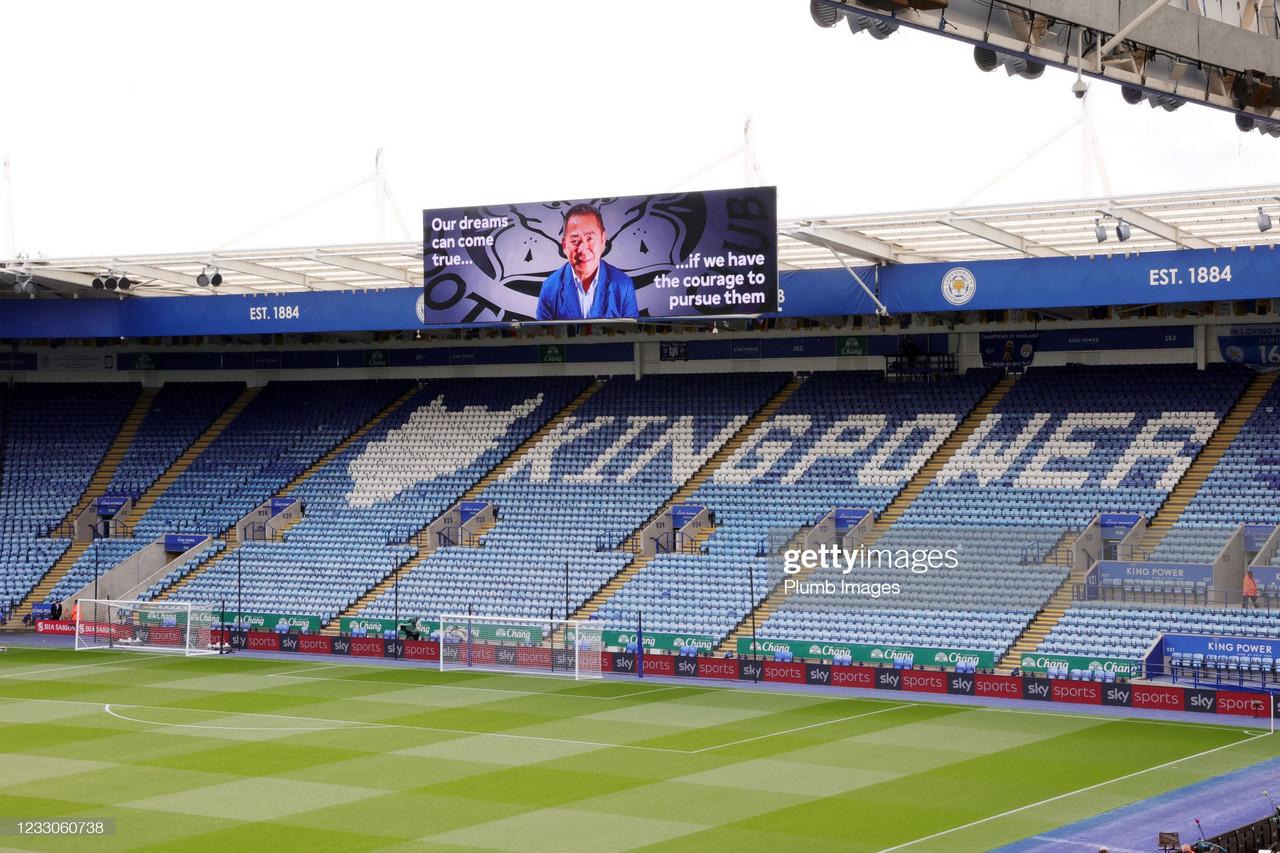 Leicester City's 20/21 Premier League fixture list released