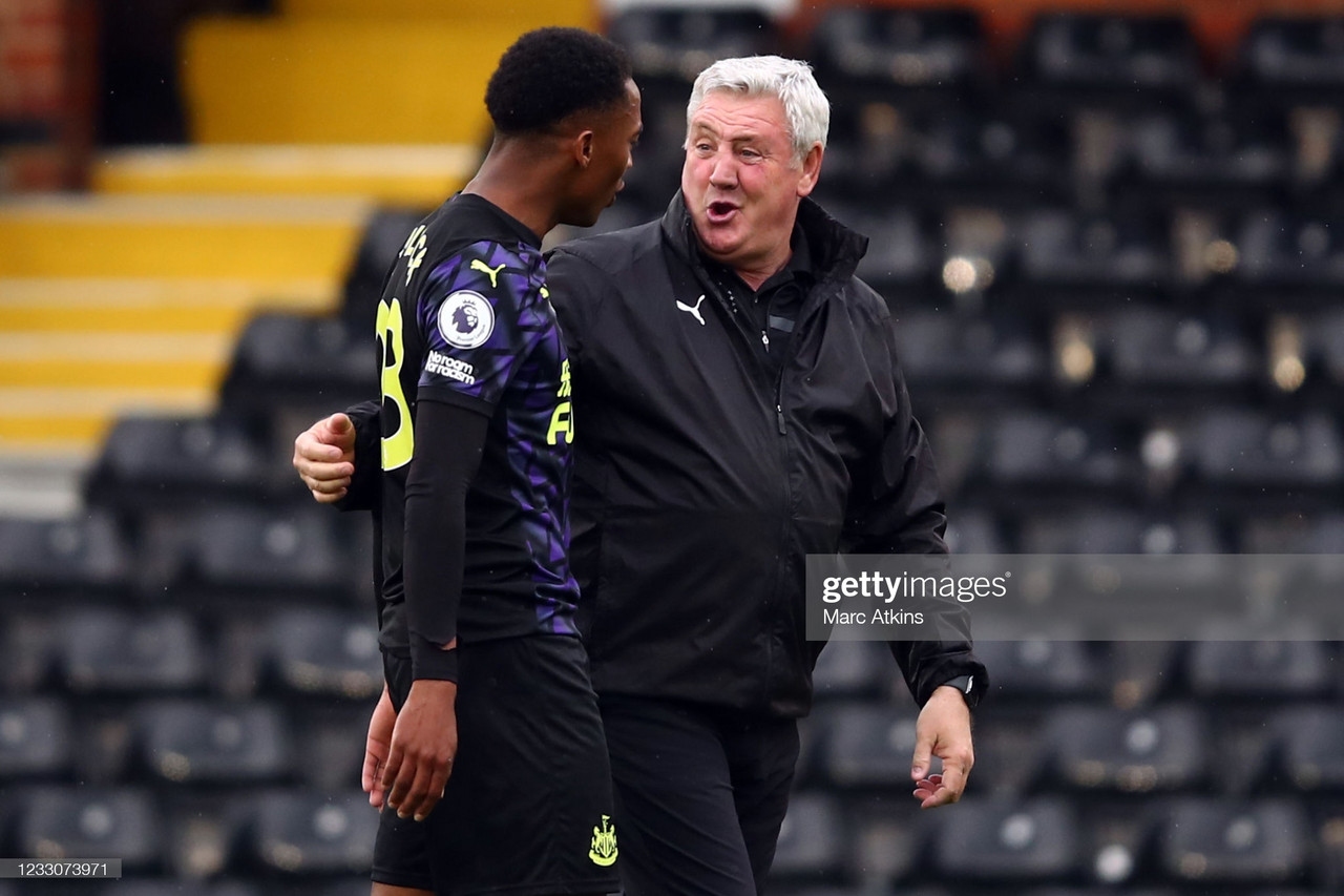 Steve Bruce confirms Joe Willock six-year deal in pre-West Ham press conference