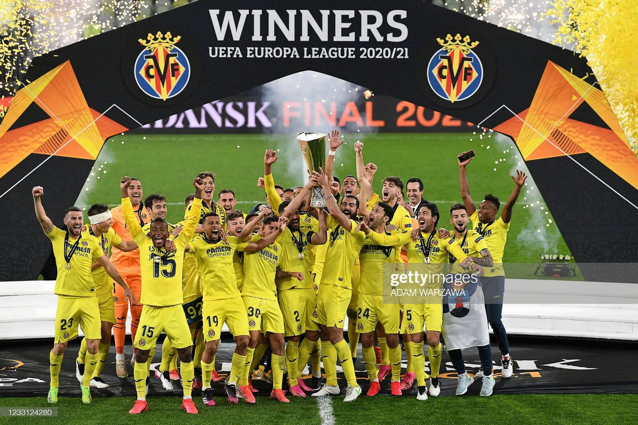 Villarreal 1-1 Man Utd: Penalty triumph sees Villarreal create history and win Europa League