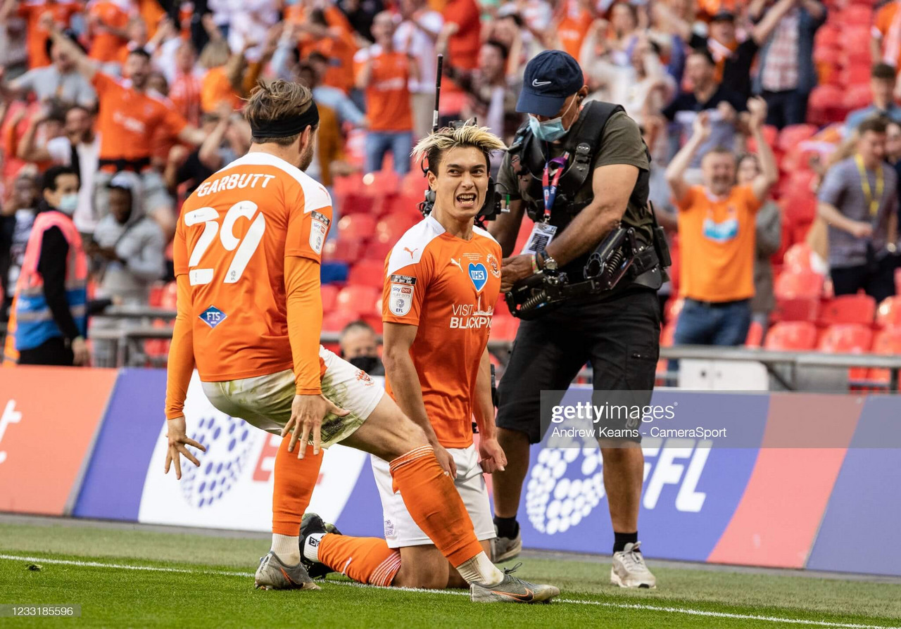 The Warmdown: Delightful Dougall inspires Tangerines to Championship return
