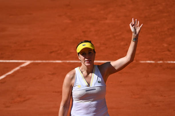 2021 French Open: Anastasia Pavlyuchenkova fights past Tamara Zidansek to reach first major final