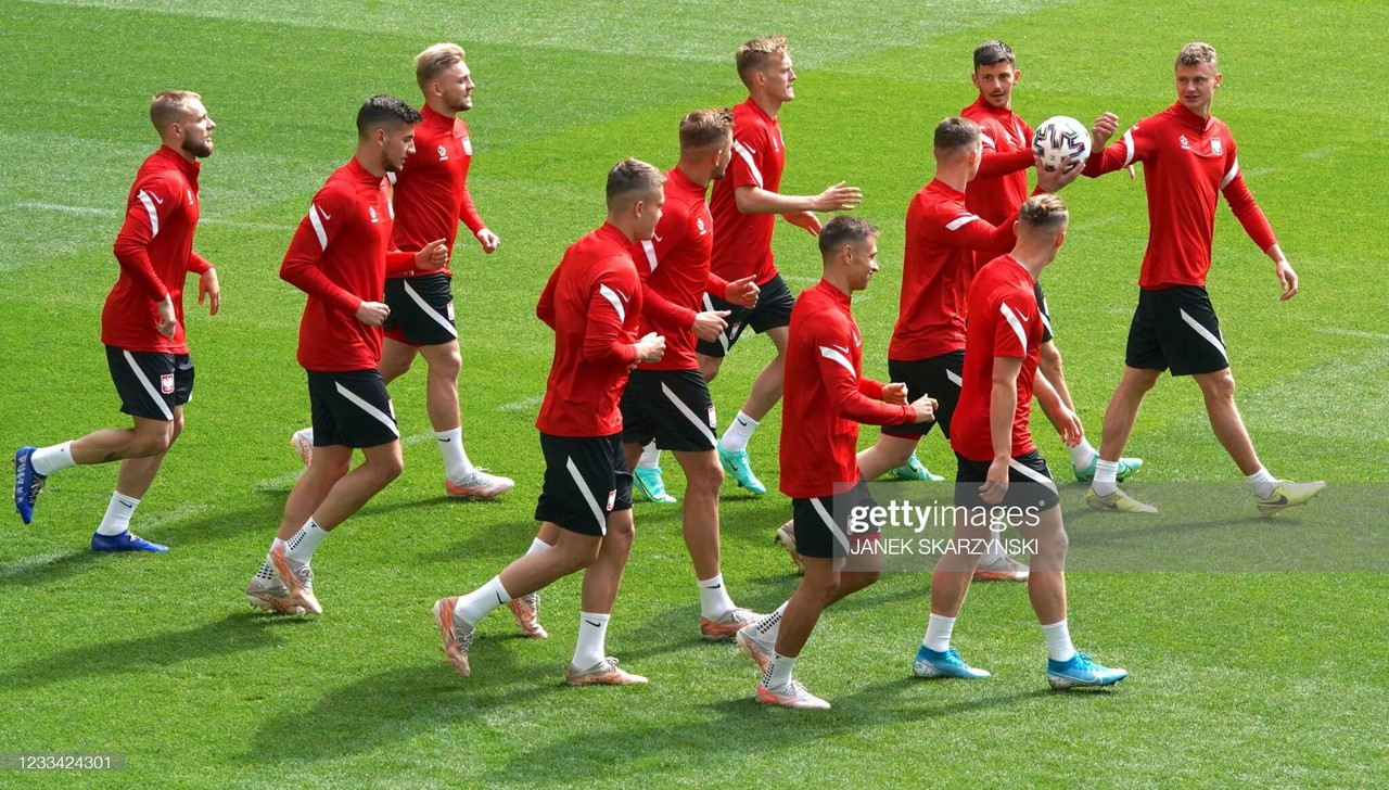 A look at Poland's Euro 2020 opponents