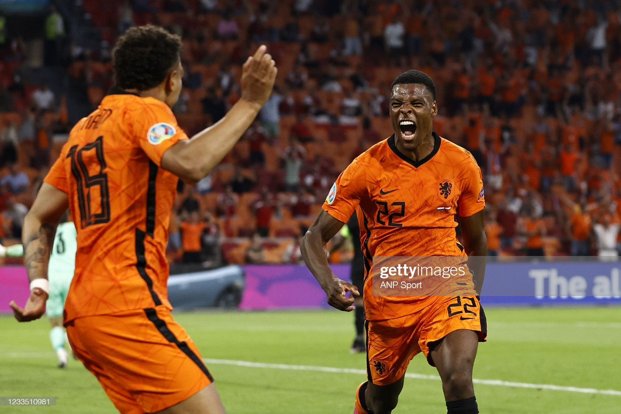 Netherlands 2-0 Austria: Dutch win the group with convincing victory over dismal Austria