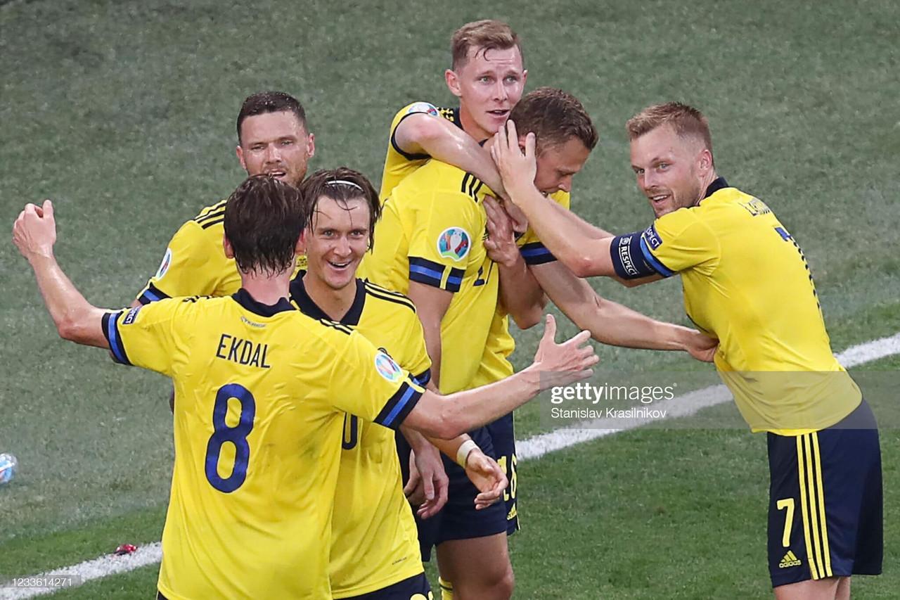 Sweden 3-2 Poland: Blågult top Group E with victory over Poland