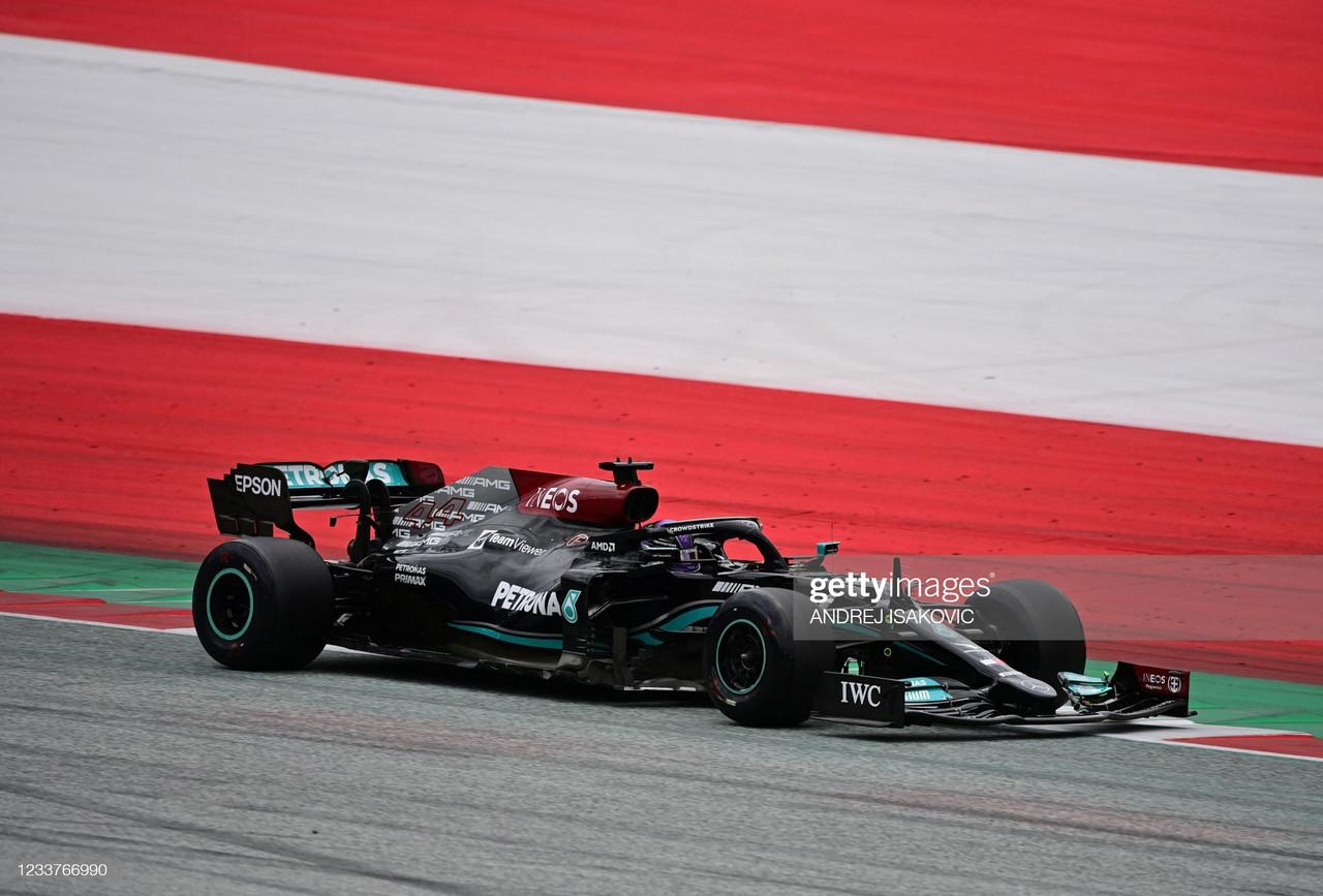 2021 Austrian Grand Prix FP2: Hamilton stuns Verstappen