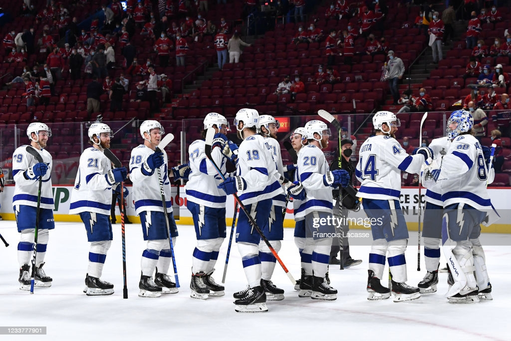2021 Stanley Cup Finals: Lightning edge closer to second straight title after Game 3 rout of Canadiens