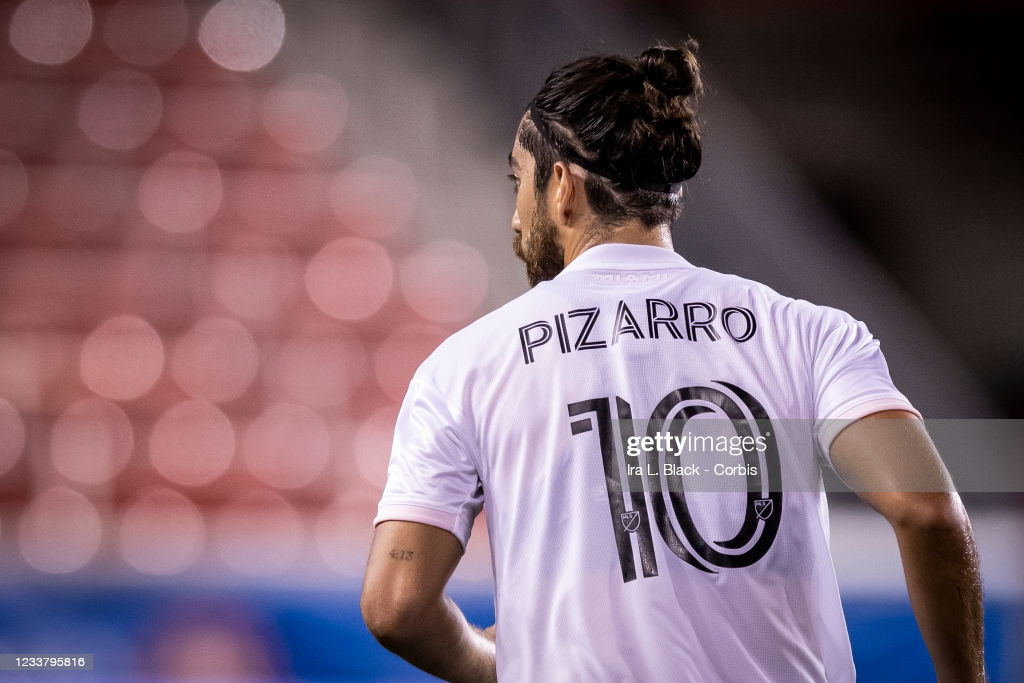 Pizarro, far from his best
