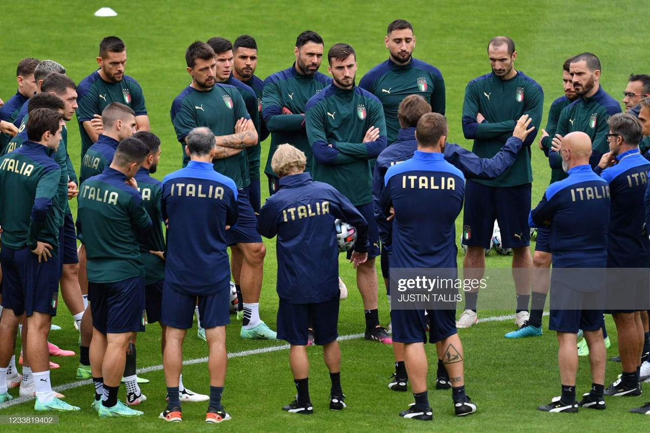 EURO 2020: Italy and Spain prepare for biggest match since Euro 2012