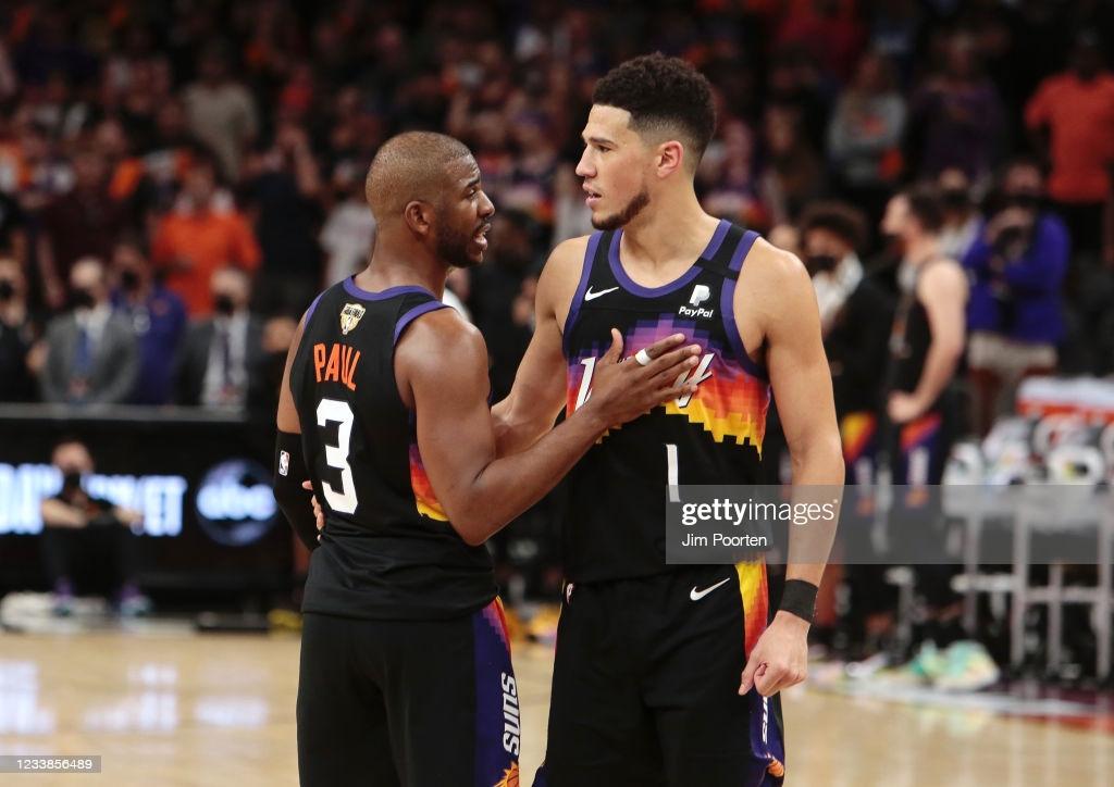 2021 NBA Finals: Paul, Booker, Ayton lead Suns over Bucks in Game 1