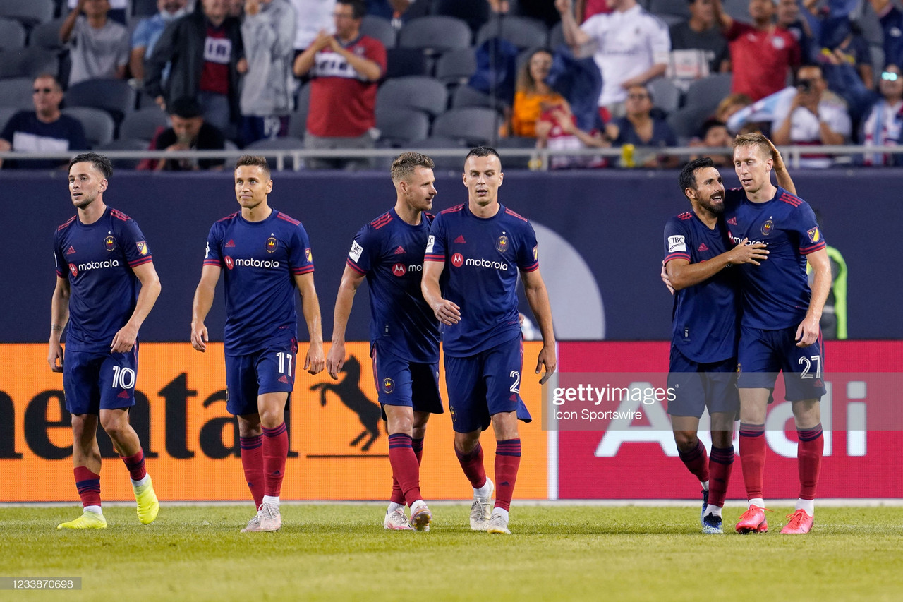 The curious case of the Chicago Fire