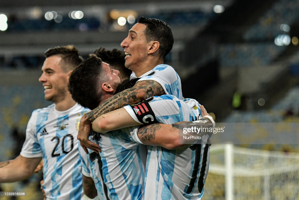 Gio LoCelso wins Copa America with Argentina