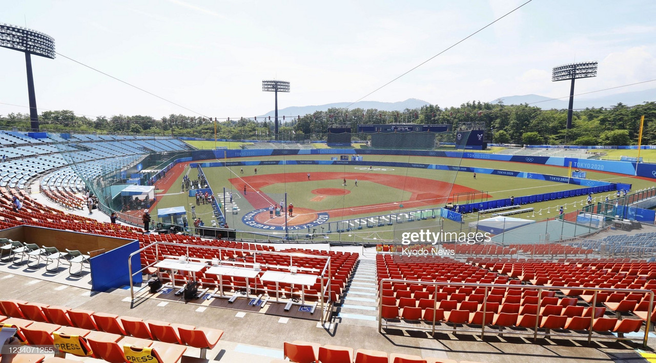 Tokyo 2020: Japan, USA, Canada win in opening day of softball