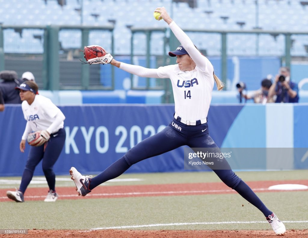 Tokyo 2020: USA, Japan remain undefeated in softball; Australia picks up first win