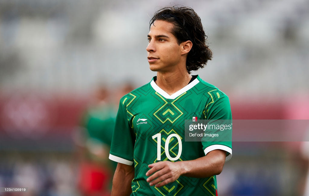 Could Diego Lainez lead Mexico to a second Olympic gold?