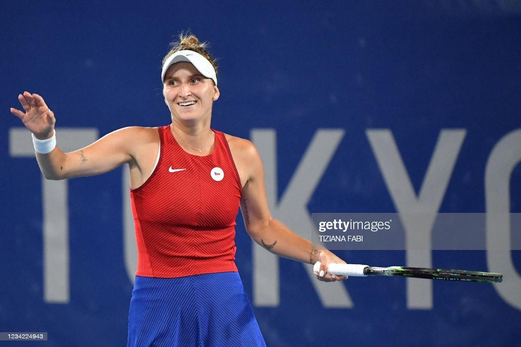 Tokyo 2020: Women's tennis Day 4 wrapup