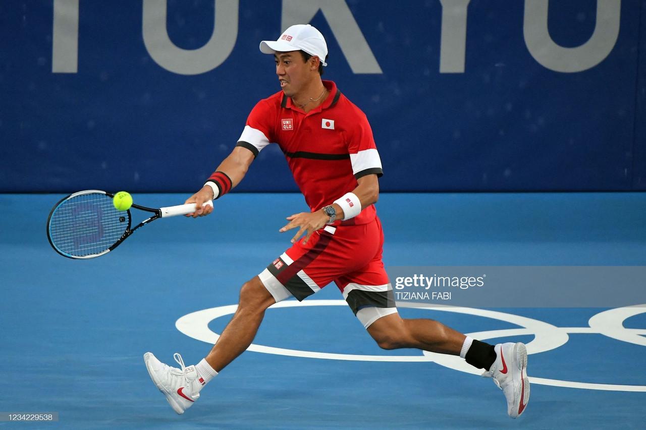 Tokyo 2020: Men's tennis Day 4 wrapup