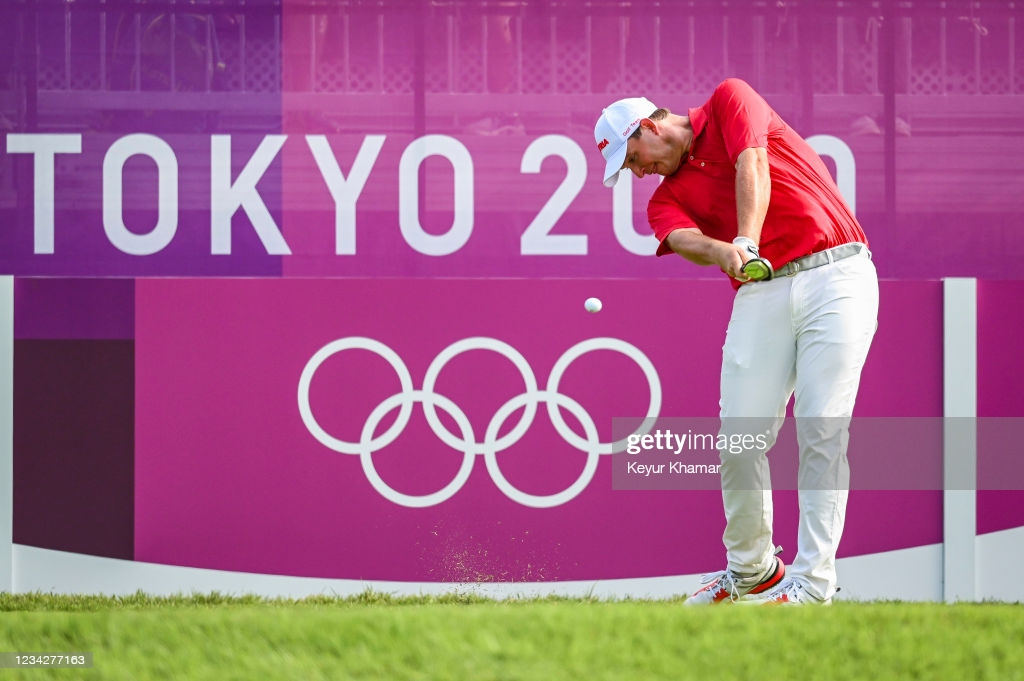 Tokyo 2020: Sepp Straka shoots 63, takes first-round lead in golf