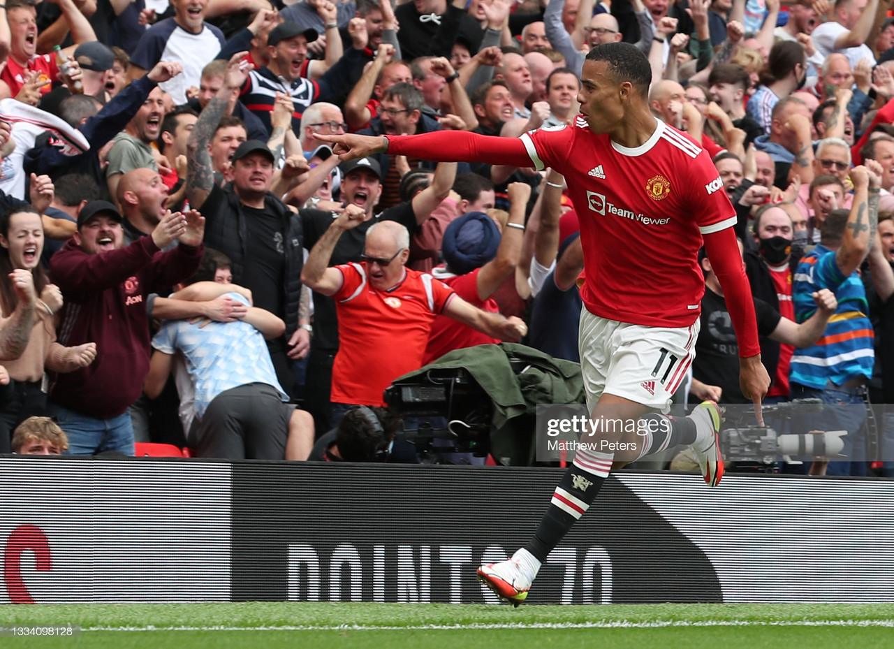 Five things we learned from Manchester United's 5-1 victory over Leeds United