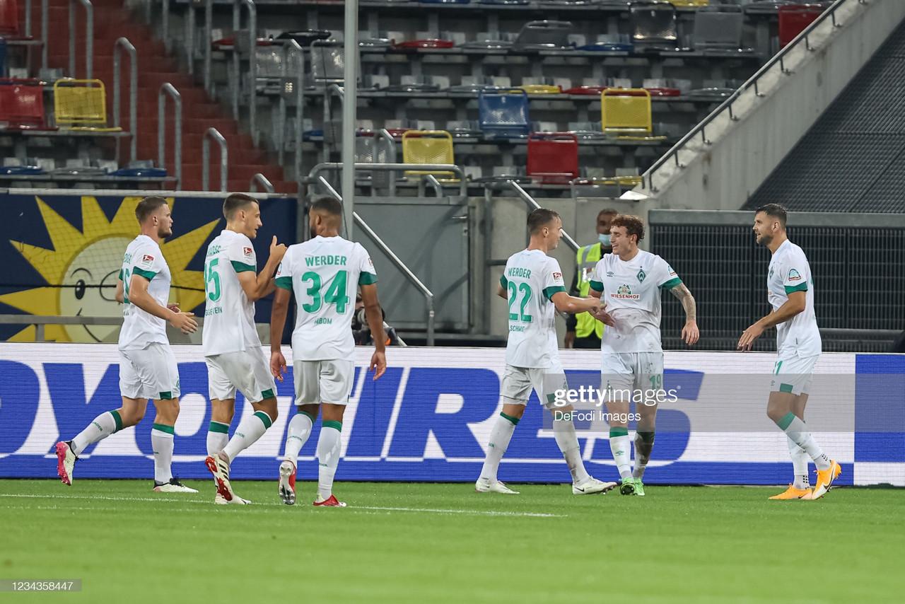 Fortuna Düsseldorf 2-3 Werder Bremen: Die Werderaner win an absolute classic