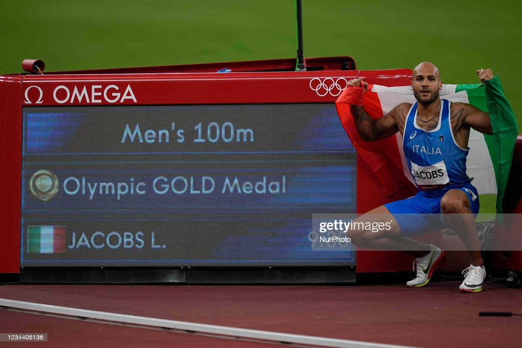 Tokyo 2020: Marcell Jacobs wins 100 meters in stunning upset