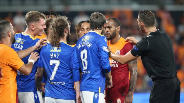 Summary and highlights of St Johnstone 2-4 Galatasaray