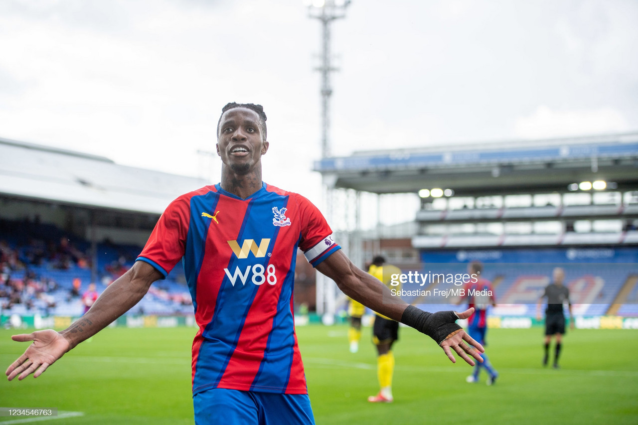 Crystal Palace 2021-22 season preview: Can Vieira hoist the Eagles to the next level?