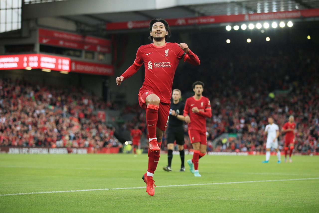 Liverpool 3-1 Osasuna: Firmino grabs brace as Reds put on Anfield show