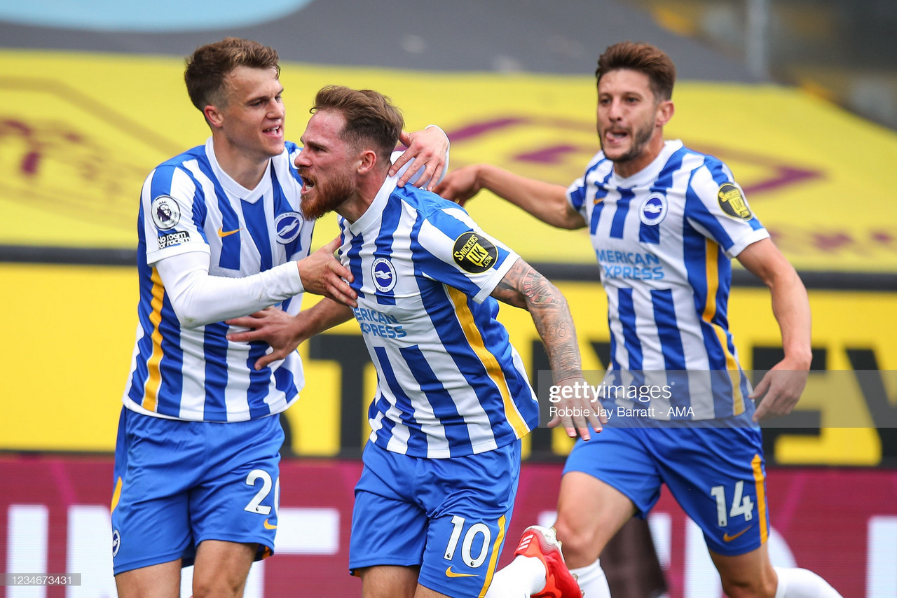 Burnley 1-2 Brighton: Maupay and Mac Allister give Seagulls opening day victory