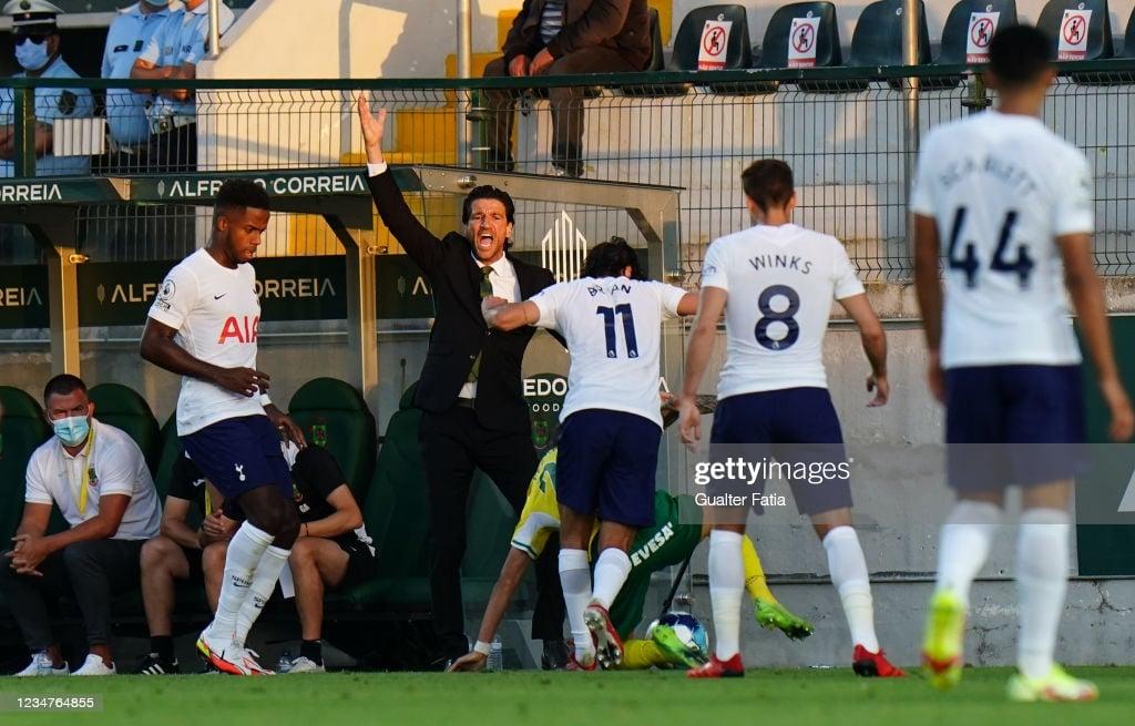 Pacos De Ferreira 1-0 Tottenham Hotspur; Spurs on the verge of Conference League elimination
