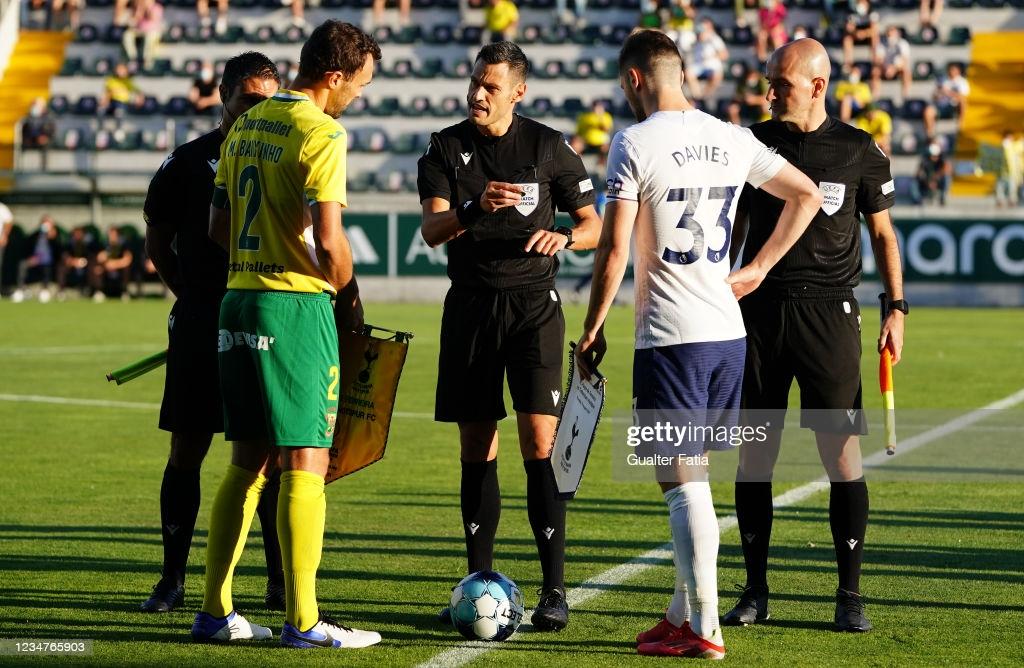 Preview: Tottenham Hotspur vs Pacos De Ferreira: Team News, Manager Comments and Prediction.