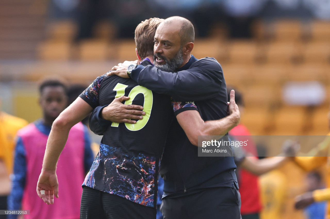 Everything Nuno Espirito Santo said in his press conference today - From Kane to Traore