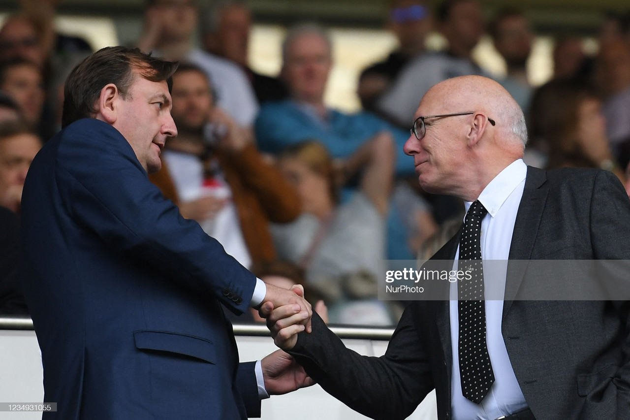 Derby are in dire straits, and Mel Morris is to blame