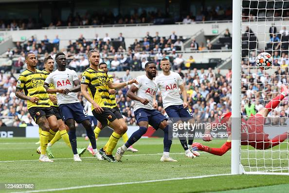 Spurs 1-0 Watford: Son free-kick the difference as Tottenham go top
