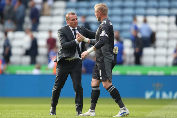 The key quotes from Brendan Rodgers' and Kasper Schmeichel's pre-match press conference ahead of Napoli clash