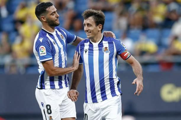 Oyarzabal guía a la Real en Cádiz (0-2)